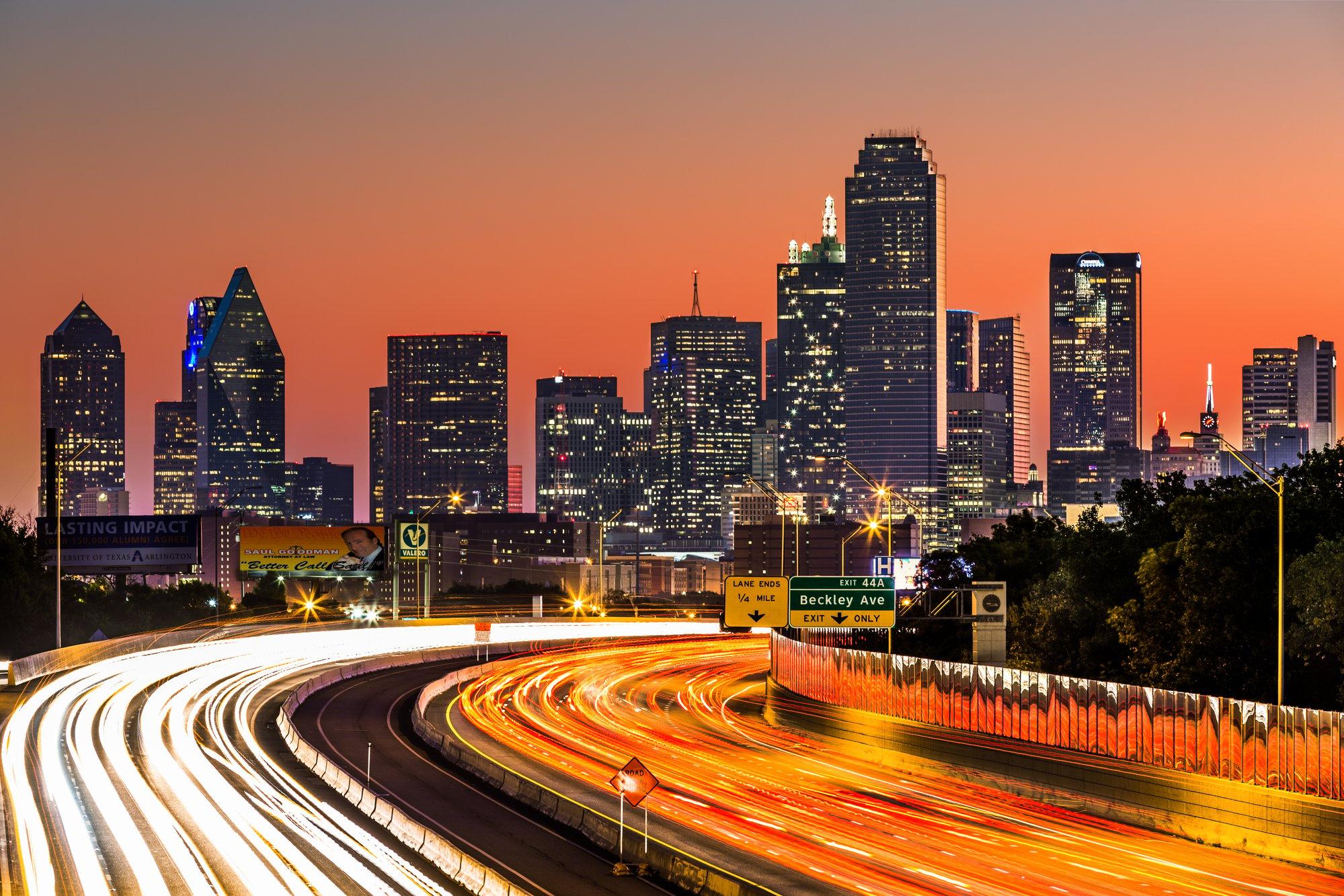 Dallas, 07am