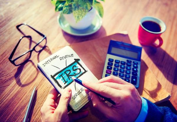 Internatl Revenue Service IRS Finance Taxation Government