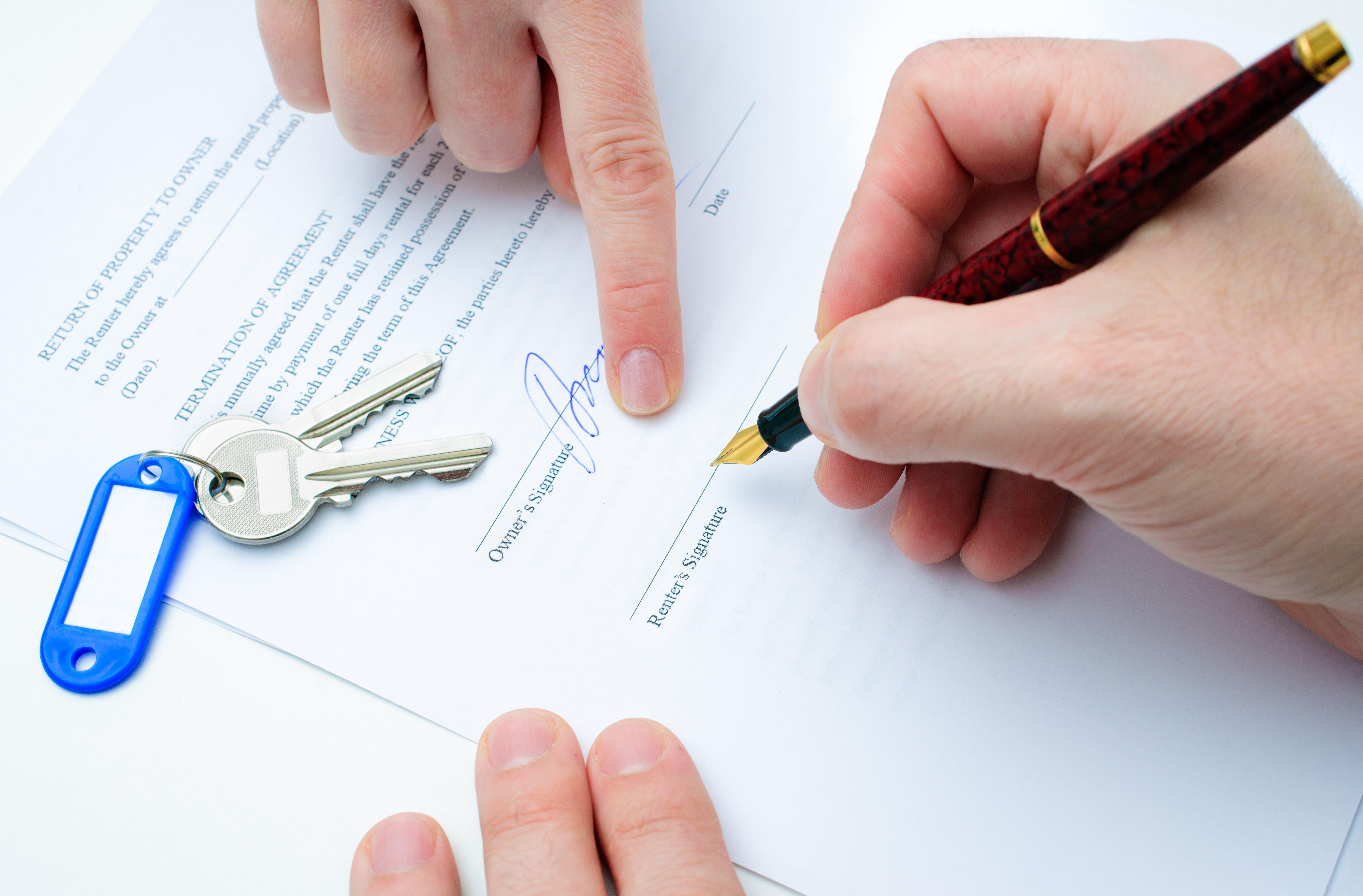 Rental agreement-1